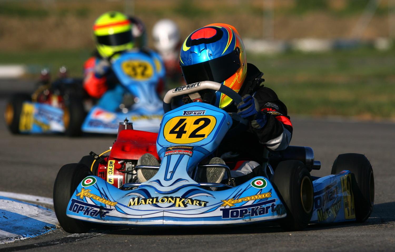 Circuito Zuera : Buen arranque de la copa social de karting en el circuito go kart de