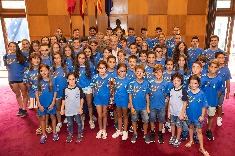 Las Piscinas Cubiertas De Zaragoza Abren Hoy Sus Instalaciones