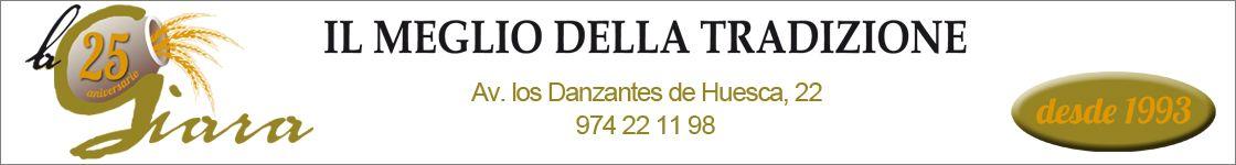 Banner La Giara