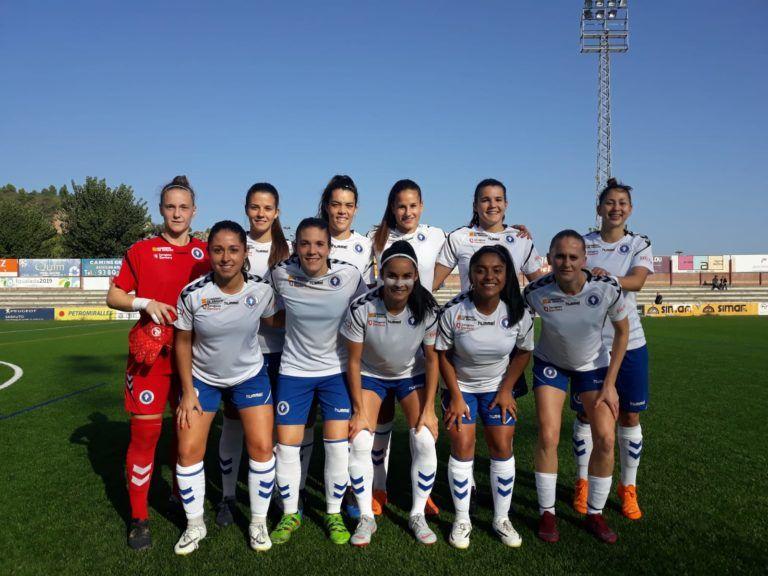 ▷ El liderato en juego | Noticias Zaragoza CFF