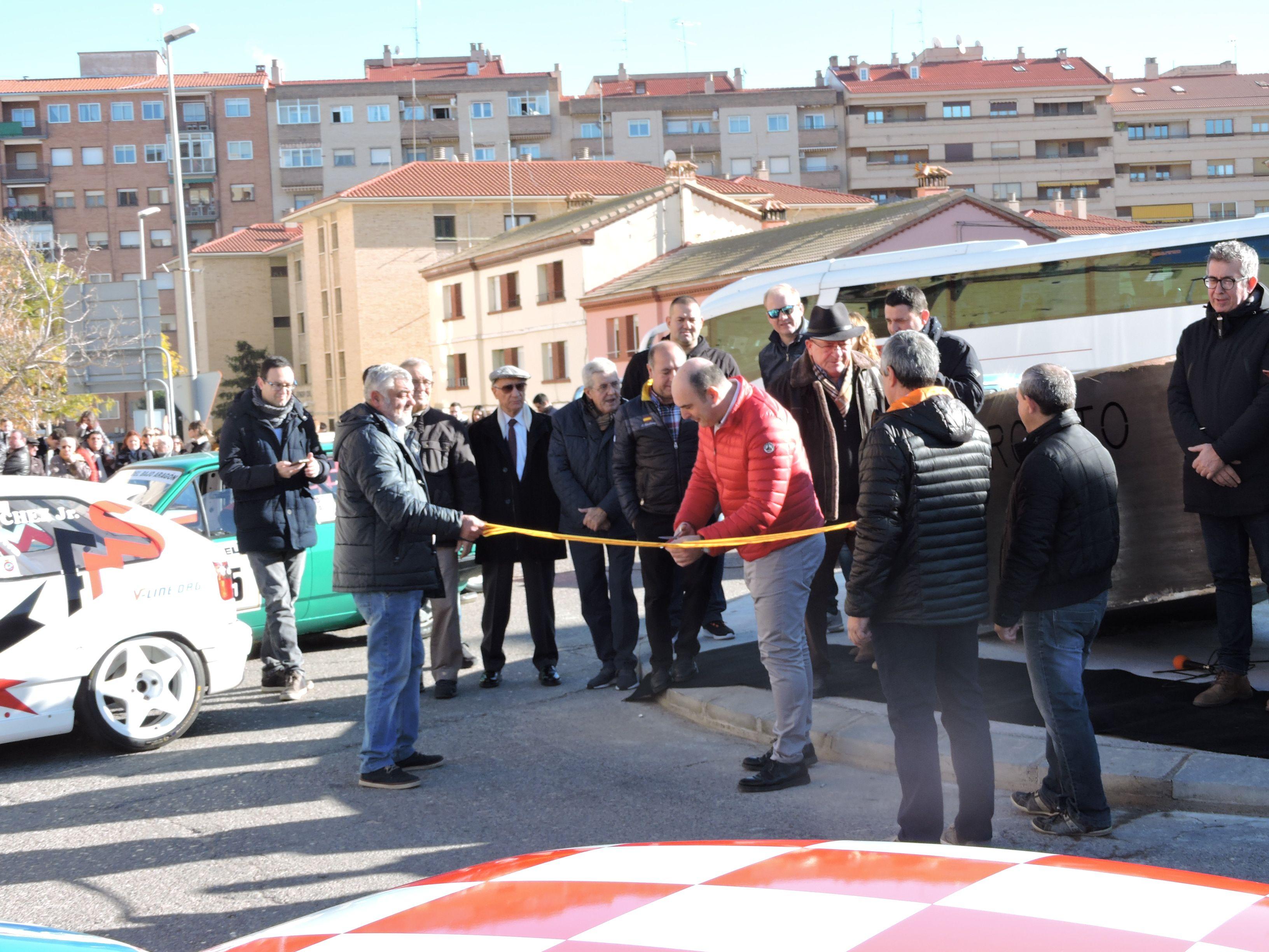 Circuito Alcañiz : ▷ una rotonda para recordar el circuito guadalope noticias motor