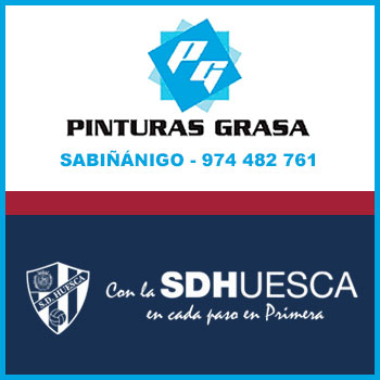 Cabecera Sección SD Huesca