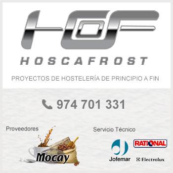 Hoscafrost Barra Lateral Sección SD Huesca